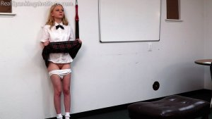 Real Spankings Institute - Alice's Visit To See The Dean (part 1 Of 2) - image 8