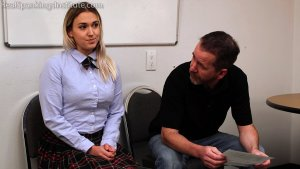 Real Spankings Institute - Sent For A Double Dose By The Dean (part 1 Of 2) - image 12