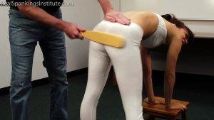 Real Spankings Institute - Pulled From Gym For A Paddling - image 8
