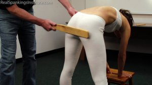 Real Spankings Institute - Pulled From Gym For A Paddling - image 3