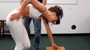 Real Spankings Institute - Pulled From Gym For A Paddling - image 7