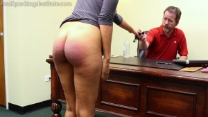 Real Spankings Institute - A Strict Strapping For Smoking - image 10