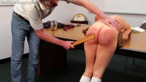 Real Spankings Institute - Punished For Masturbating In Study Hall (part 2) - image 10