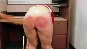 Real Spankings Institute - Maya: Pulled From Class For A Strapping - image 11