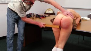 Real Spankings Institute - Punished For Masturbating In Study Hall (part 2) - image 15