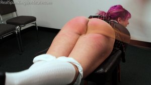 Real Spankings Institute - Stella's Visit With The Dean (part 2 Of 2) - image 6