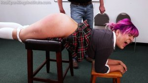 Real Spankings Institute - Stella's Visit With The Dean (part 2 Of 2) - image 10