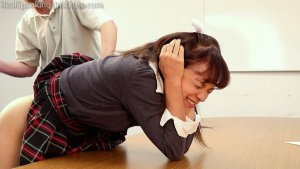 Real Spankings Institute - Punished For Masturbating In Study Hall (part 1) - image 7