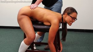 Real Spankings Institute - Ambriel: Spanked By The Dean (part 1 Of 2) - image 2