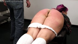 Real Spankings Institute - Stella's Visit With The Dean (part 1 Of 2) - image 12