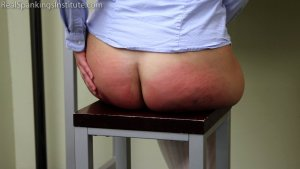 Real Spankings Institute - Cara's Bad Day (part 2 Of 2) - image 6