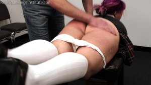 Real Spankings Institute - Stella's Visit With The Dean (part 1 Of 2) - image 3