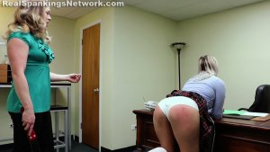 Real Spankings Institute - Cara's Bad Day (part 1 Of 2) - image 3