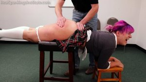 Real Spankings Institute - Stella's Visit With The Dean (part 1 Of 2) - image 8