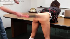 Real Spankings Institute - Punished For Masturbating In Study Hall (part 1) - image 18