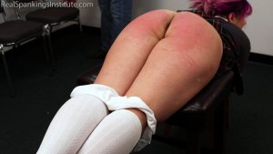 Real Spankings Institute - Stella's Visit With The Dean (part 2 Of 2) - image 7