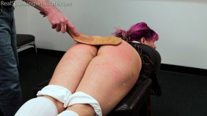Real Spankings Institute - Stella's Visit With The Dean (part 2 Of 2) - image 13