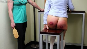 Real Spankings Institute - Cara's Bad Day (part 2 Of 2) - image 11