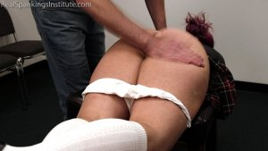 Real Spankings Institute - Stella's Visit With The Dean (part 1 Of 2) - image 15