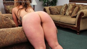 Real Spankings Institute - Maya's Tardiness Leads To Spankings (part 1 Of 2) - image 4