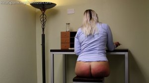 Real Spankings Institute - Cara's Bad Day (part 2 Of 2) - image 10