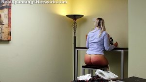 Real Spankings Institute - Cara's Bad Day (part 1 Of 2) - image 9