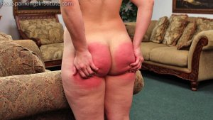 Real Spankings Institute - Maya's Tardiness Leads To Spankings (part 1 Of 2) - image 2