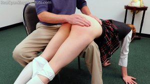 Real Spankings Institute - Schoolgirl Vignette (part 1) - image 3