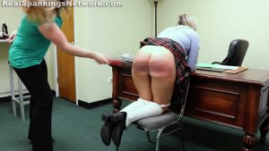 Real Spankings Institute - Cara's Bad Day (part 1 Of 2) - image 13