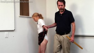 Real Spankings Institute - Alice: Paddled To Tears - image 14