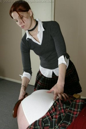 Real Spankings Institute - Lori Spanked By Kailee - image 11