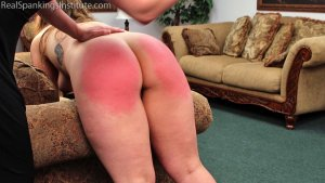 Real Spankings Institute - Maya's Tardiness Leads To Spankings (part 1 Of 2) - image 5