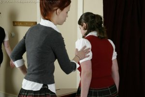 Real Spankings Institute - Lori Spanked By Kailee And Betty - image 4