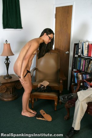 Real Spankings Institute - Ambriel's Arrival At The Institute - image 4