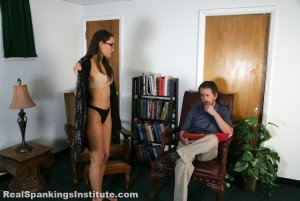 Real Spankings Institute - Ambriel's Arrival At The Institute - image 17
