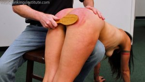 Real Spankings Institute - Delta: Paddled Naked Otk - image 2