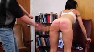 Real Spankings Institute - Delta: Caught In The Dean's Study - image 11