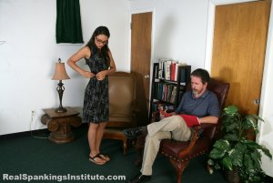 Real Spankings Institute - Ambriel's Arrival At The Institute - image 18