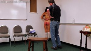 Real Spankings Institute - Delta: Paddled Naked Otk - image 11