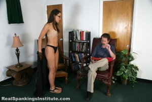 Real Spankings Institute - Ambriel's Arrival At The Institute - image 5