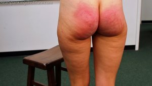 Real Spankings Institute - Delta: Paddled Naked Otk - image 15