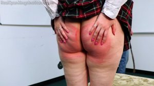 Real Spankings Institute - A Hard Whipping For Naughty Alex - image 1