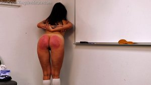 Real Spankings Institute - Delta: Paddled Naked Otk - image 6