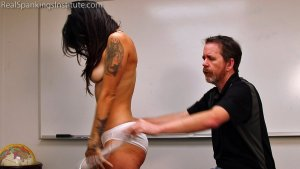 Real Spankings Institute - Delta: Paddled Naked Otk - image 14