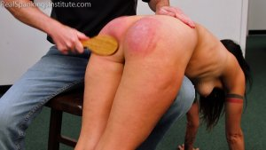Real Spankings Institute - Delta: Paddled Naked Otk - image 13