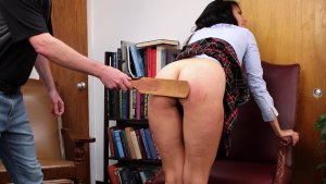 Real Spankings Institute - Delta: Caught In The Dean's Study - image 10