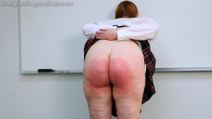 Real Spankings Institute - A Hard Whipping For Naughty Alex - image 3