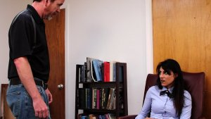 Real Spankings Institute - Delta: Caught In The Dean's Study - image 16