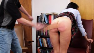 Real Spankings Institute - Delta: Caught In The Dean's Study - image 15