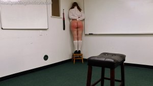 Real Spankings Institute - Alex Is Punished By The Dean (part 2) - image 7